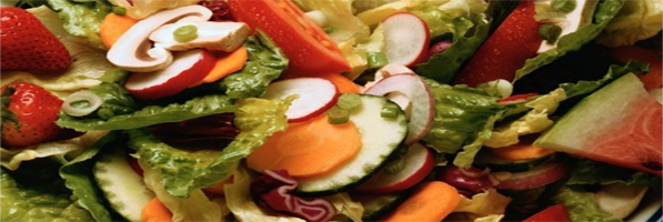 eat healthy not boring